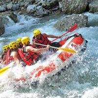 Incentives rafting